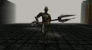 Turok Dinosaur Hunter - Enemies - Ancient Warrior