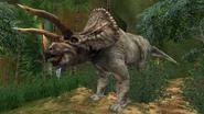 Turok Evolution Triceratops (1)