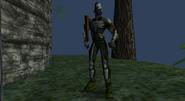 Turok Dinosaur Hunter - Enemies - Ancient Warrior 005