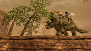 Turok Dinosaur Hunter Enemies - Triceratops (32)