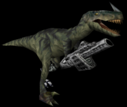 Bio- Raptor's- Dino Hunter Turok (2)