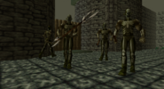 Turok Dinosaur Hunter - Enemies - Ancient Warrior 003