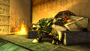 Turok 2 Seeds of Evil Enemies - Endtrail - Dinosoid (25)