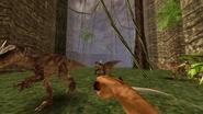 Turok Dinosaur Hunter Weapons - Knife (11)