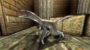 Turok 2 Seeds of Evil Enemies - Velociraptor - Dinosaurs (22)