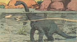Turok Son of Stone Brachiosaurus