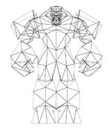 Turok Rage Wars Character Wireframe Oblivion Spawn