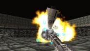 Turok Dinosaur Hunter Weapons - Minigun (14)