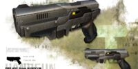 ORO HOG 9mm Handgun