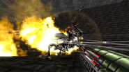 Turok Dinosaur Hunter Weapons - Quad Rocket Launcher (14)