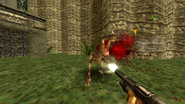 Turok Dinosaur Hunter Weapons - Shotgun (12)