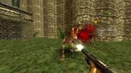 Turok Dinosaur Hunter Weapons - Shotgun (12)