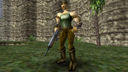 Turok Dinosaur Hunter Enemies - Poacher (11)