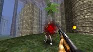 Turok Dinosaur Hunter Weapons - Shotgun (10)