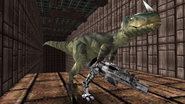 Turok Dinosaur Hunter Enemies - Raptor Mech (7)