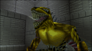 Turok 2 Seeds of Evil Enemies - Dinosoid Raptoid (1)