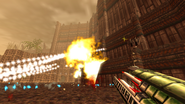 Turok Dinosaur Hunter Weapons - Quad Rocket Launcher (15)