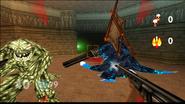 Turok Rage Wars Weapons - Assault Rifle (9)