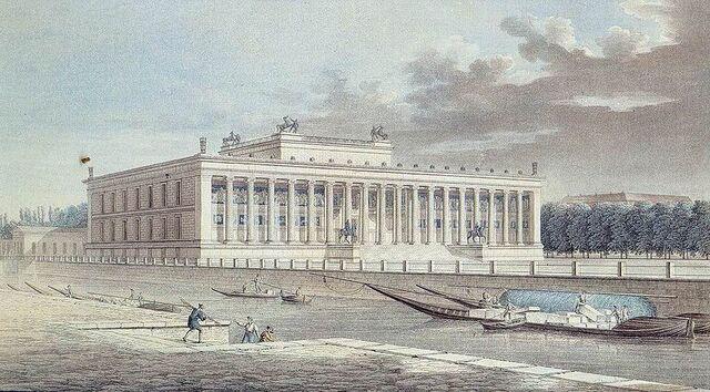 File:Berlin Altes Museum Friedrich Thiele 1830.jpg