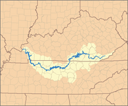 Cumberland River Watershed-1-