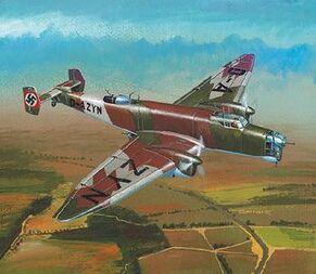 Junkers JU-86 A1