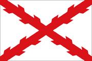 Flag of Habsburg Spain