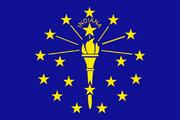 Flag of Indiana svg