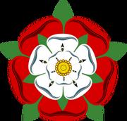 272px-Tudor rose svg