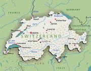 Switzerlandmap
