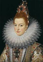 Isabella Clara Eugenia Portrait