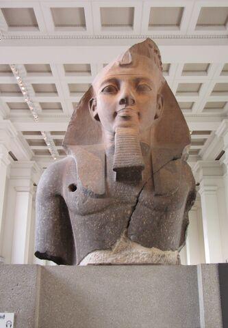 File:Statue of Ramesses II at the British Museum-1-.jpg