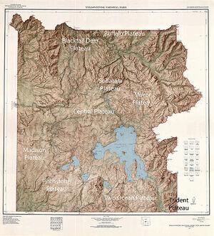 YellowstonePlateaus