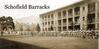 Schofield Barracks