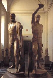 Harmodios and Aristogeiton