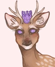 A deer for deer!!!!!!