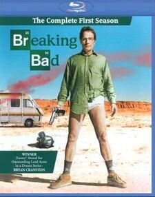 Breaking Bad - The Complete First Season - Blu-ray