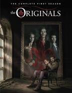 The Originals - The Complete First Season - DVD