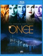 Once Upon a Time - The Complete First Season - Blu-ray