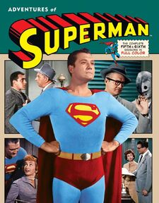 Adventures of Superman - The Complete Fifth and Sixth Seasons