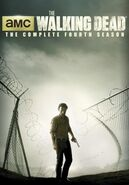 Walking Dead - The Complete Fourth Season DVD