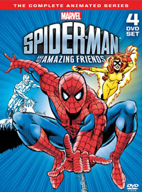 Spider-Man and His Amazing Friends - The Complete Animated Series