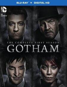 Gotham - The Complete First Season - Blu-ray