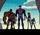 Elasti-Girl (Teen Titans)