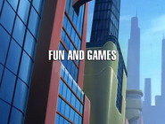 Fun and Games title