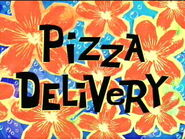 Pizza Delivery title