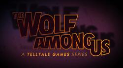 The Wolf Among Us (logo)
