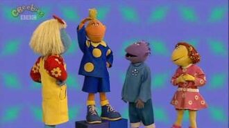 Tweenies - Series 4 Episode 32 - High and Low (21st November 2000)