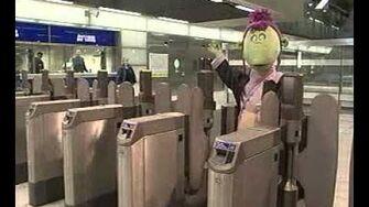 Tweenies - Cestujeme metrom