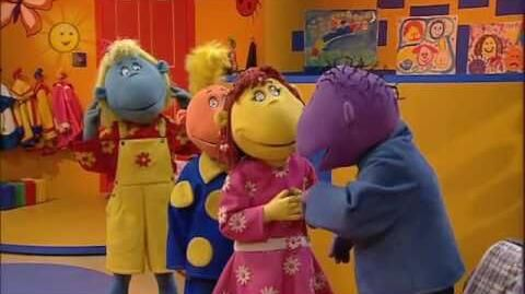 Tweenies - Series 2 Episode 33 - A Walk in the Town (15th March 2000)