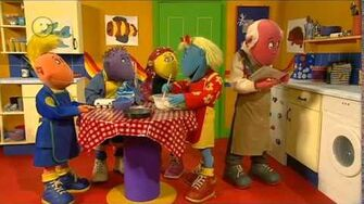 Tweenies It's the Thought That Counts